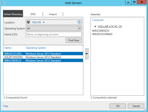 Add Remote Servers to Manage